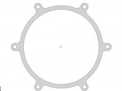 30固定环不锈钢叠片-叠螺机配件