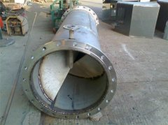 不锈钢管道混合器