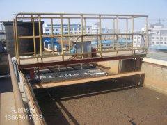 刮油刮渣机屠宰场隔油池