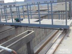 中心传动刮渣机-屠宰污水处理