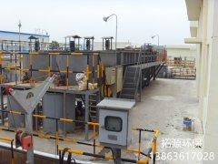 涡凹气浮机-屠宰污水处理设备